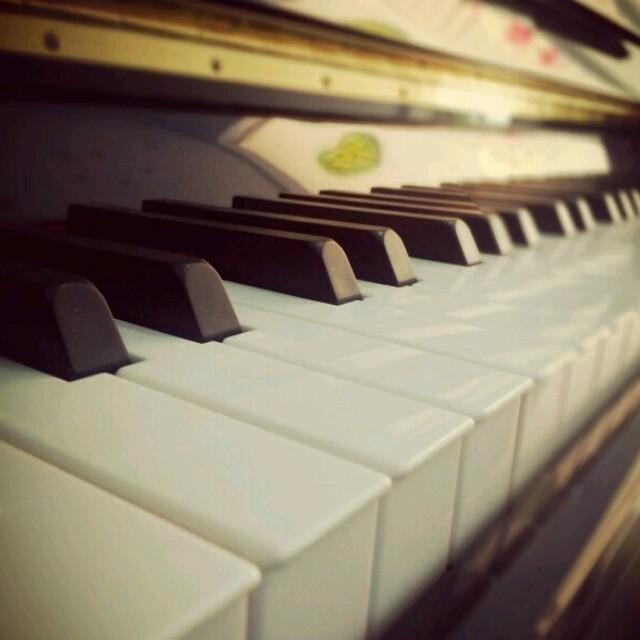 金老师的钢琴谱
